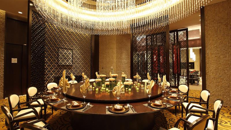 Crowne Plaza Wing On City - Restaurant - 17