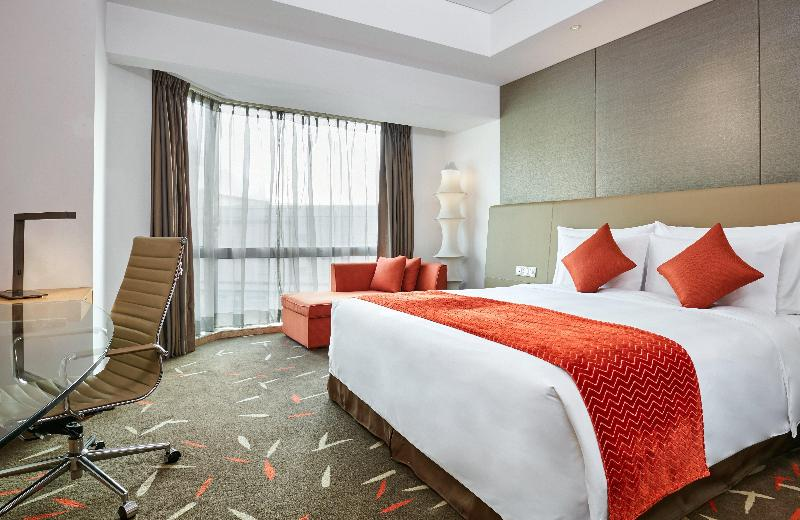 Crowne Plaza Wing On City - Room - 14