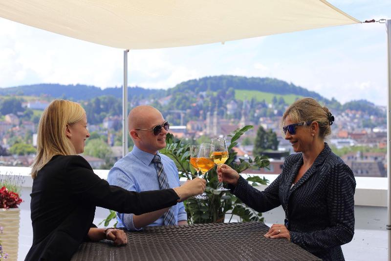 Bar Radisson Blu Hotel, St Gallen