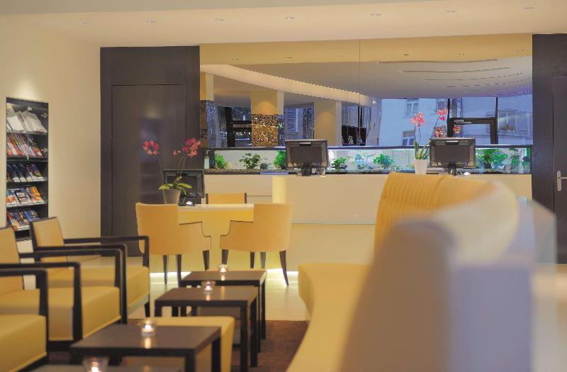 Lobby Radisson Blu Hotel, St Gallen
