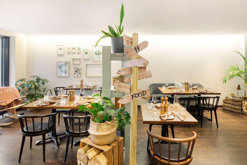 Restaurant Radisson Blu Hotel, St Gallen