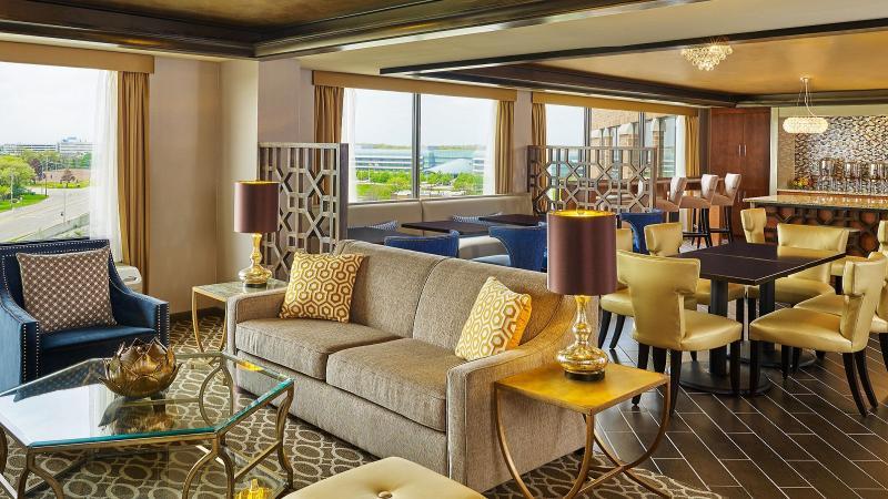 General view Sheraton Hotel Lisle