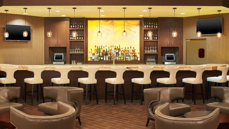 Bar Sheraton Hotel Lisle