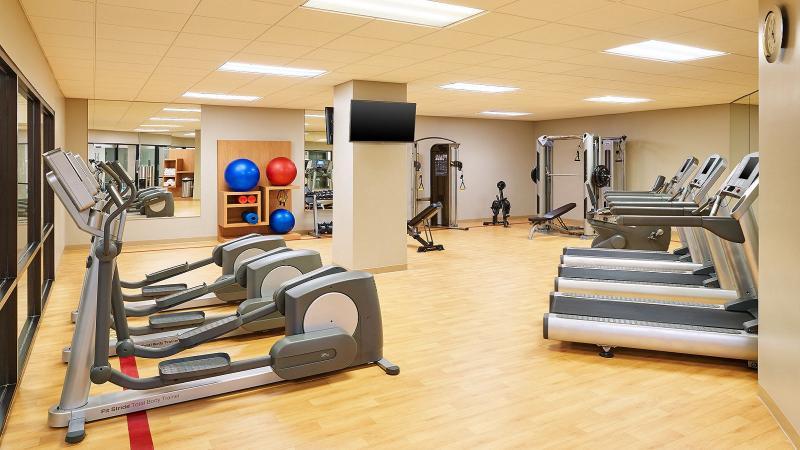 Sports and Entertainment Sheraton Hotel Lisle