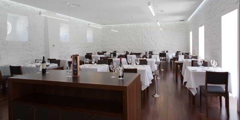 Agua Hotels Douro Scala - Restaurant - 11