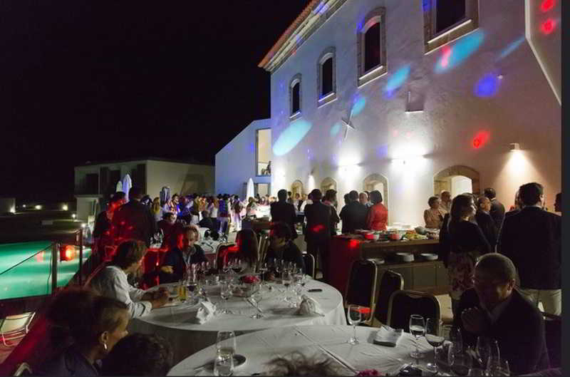 Agua Hotels Douro Scala - Terrace - 12