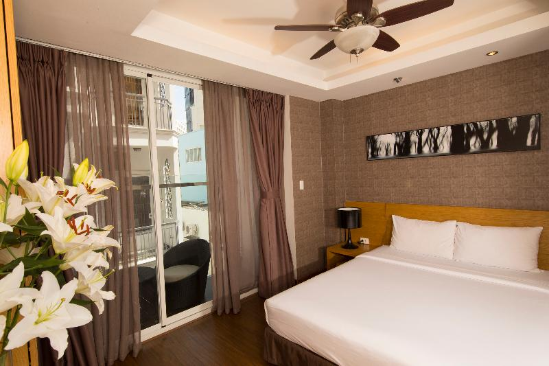 Room Cititel Boutique Benthanh Hotel