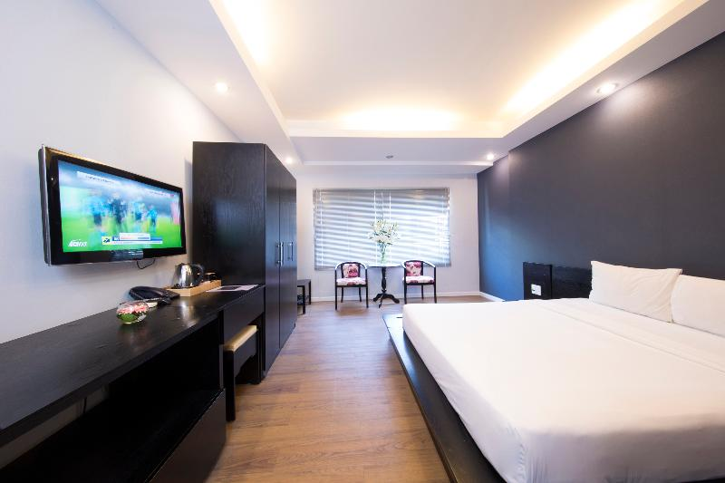 Room Cititel Boutique Benthanh Hotel