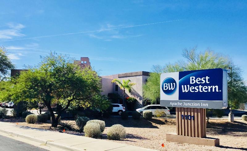 General view Best Western Apache Junction Inn