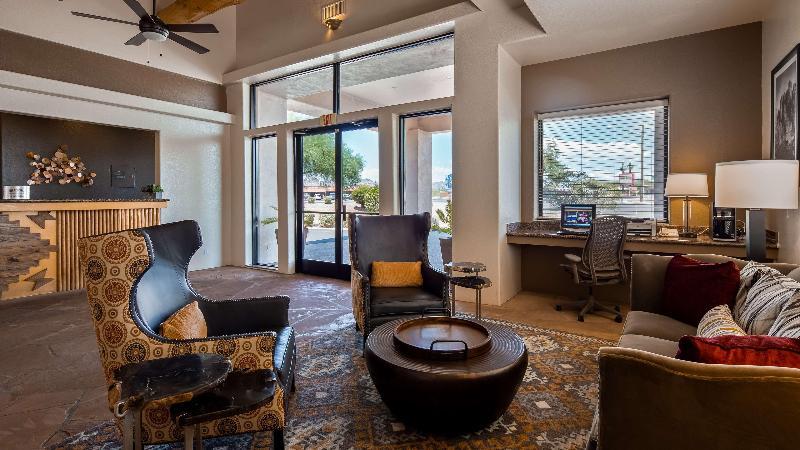 Lobby Best Western Apache Junction Inn