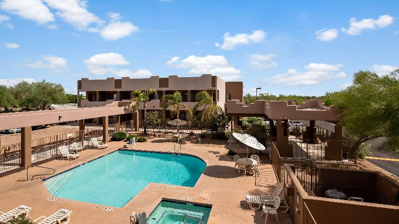 Pool Best Western Apache Junction Inn