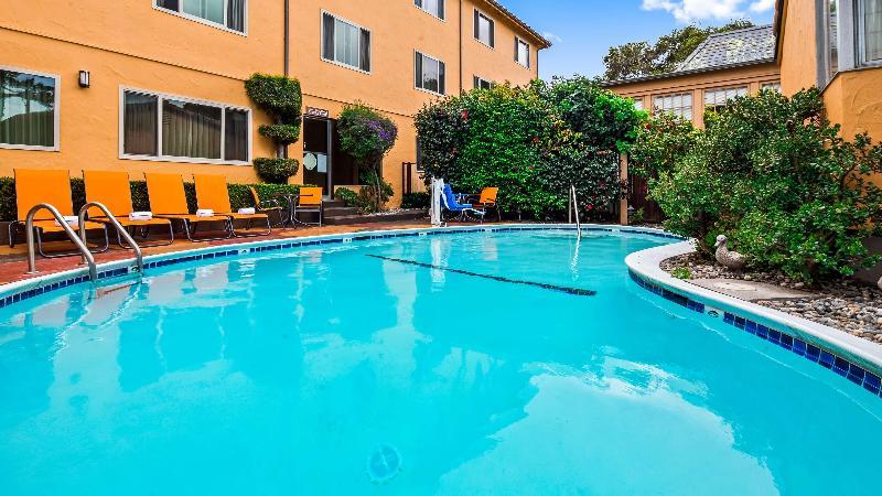 Pool Best Western Carmel\'s Town House Lodge