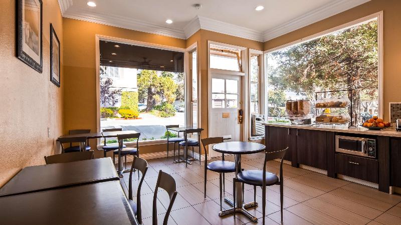 Restaurant Best Western Carmel\'s Town House Lodge