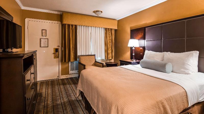 Room Best Western Carmel\'s Town House Lodge