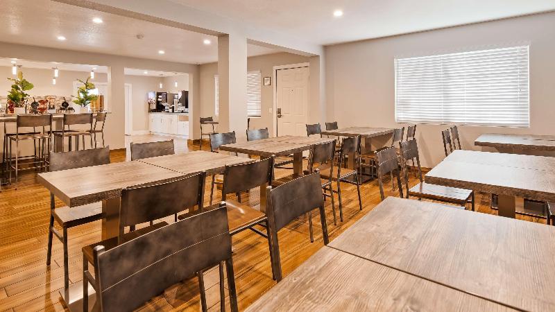 Restaurant Best Western Plus Ontario Airport & Conv.center