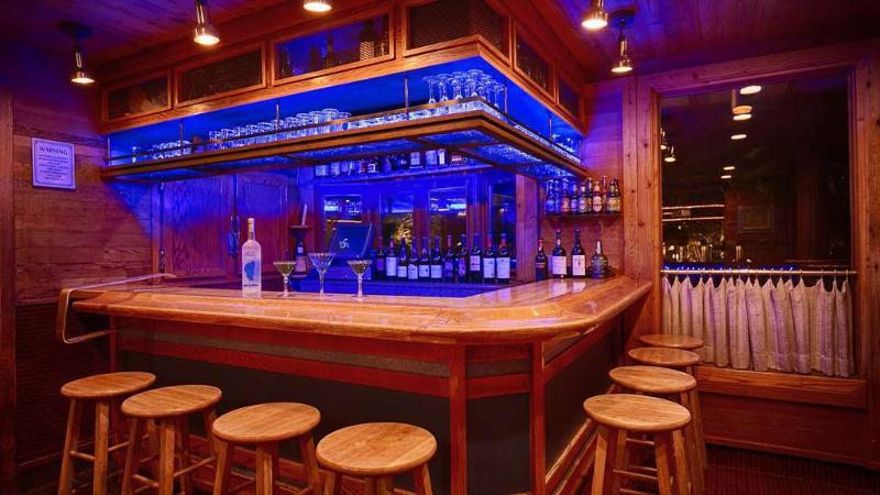 Bar Best Western Plus Station House Inn