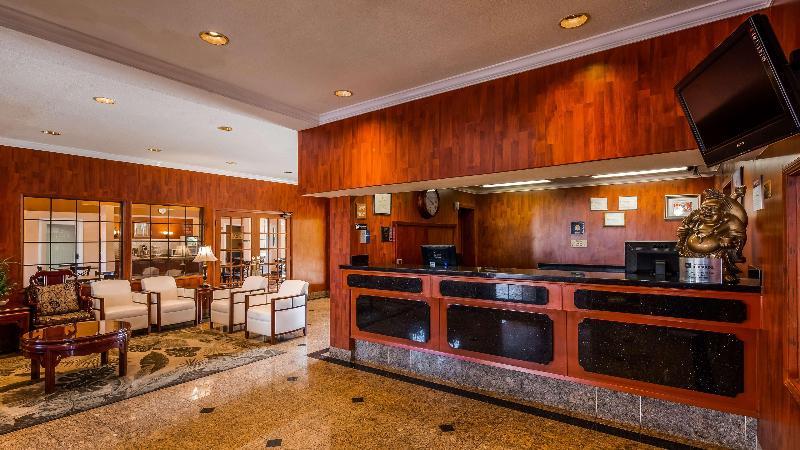 Lobby Best Western Moreno Hotel & Suites