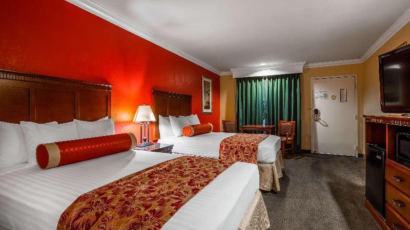 Room Best Western Moreno Hotel & Suites