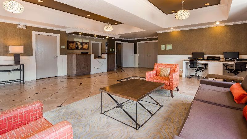 Lobby Best Western Plus Rama Inn