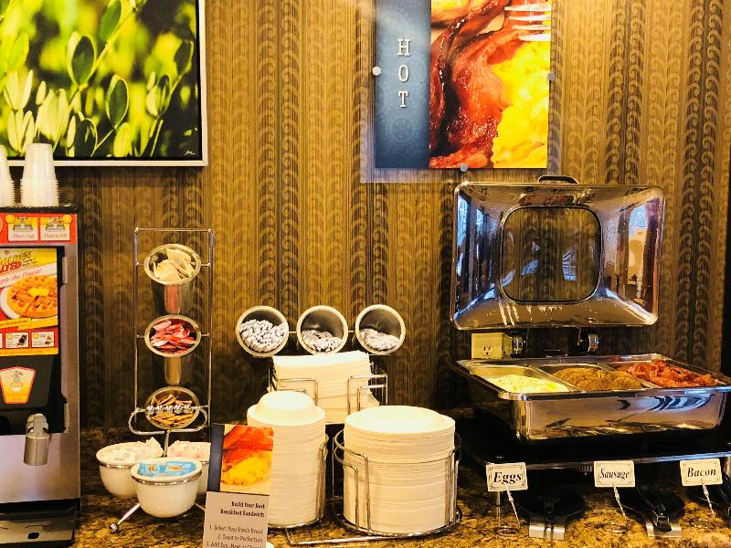 Restaurant Best Western Plus Rama Inn