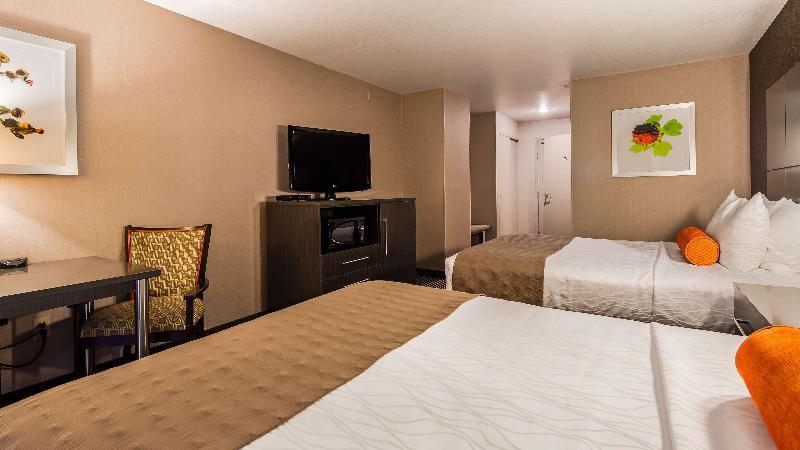 Room Best Western Plus Rama Inn