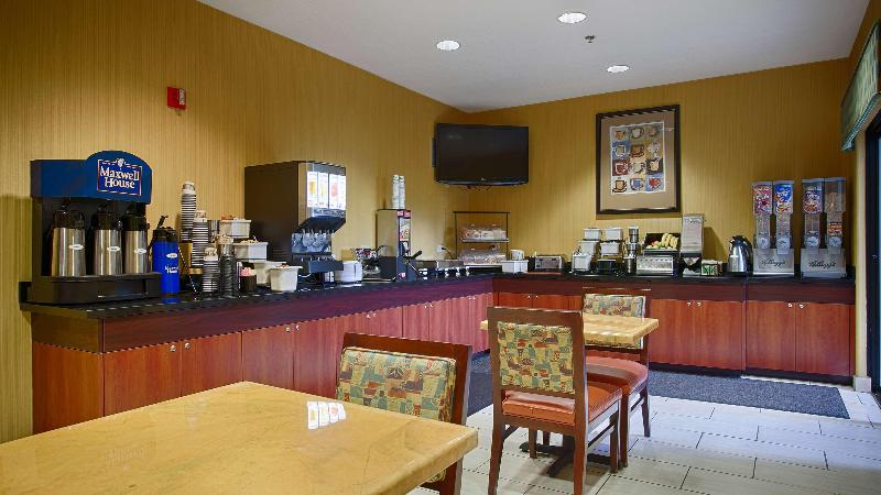 Restaurant Best Western Plus Fresno Inn