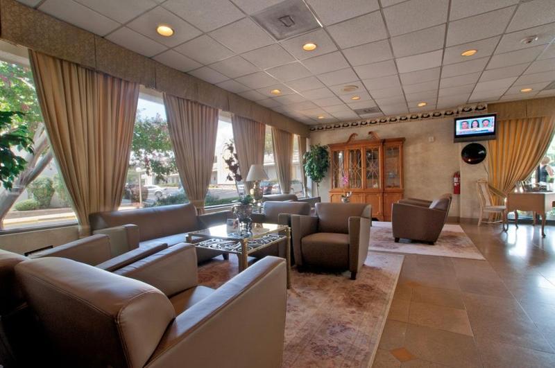 Lobby Best Western Pentagon Hotel - Reagan Airport