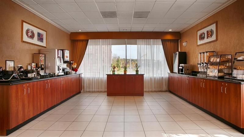 Restaurant Best Western Pentagon Hotel - Reagan Airport