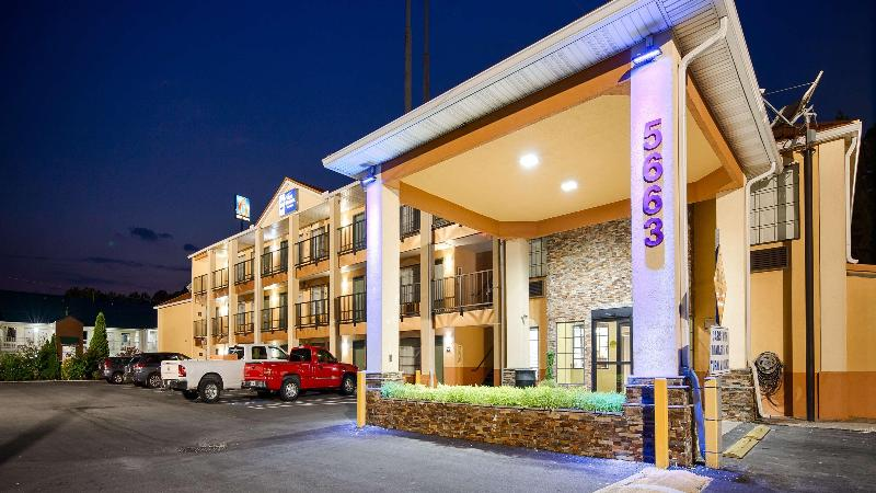 General view Best Western Allatoona Inn & Suites