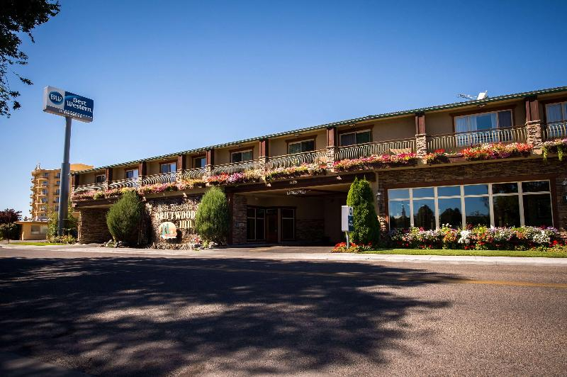 General view Best Western Driftwood Inn