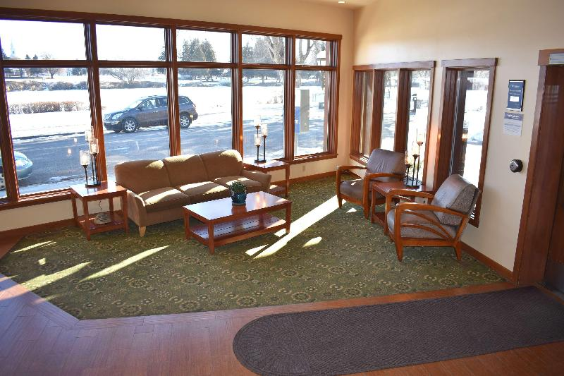 Lobby Best Western Driftwood Inn