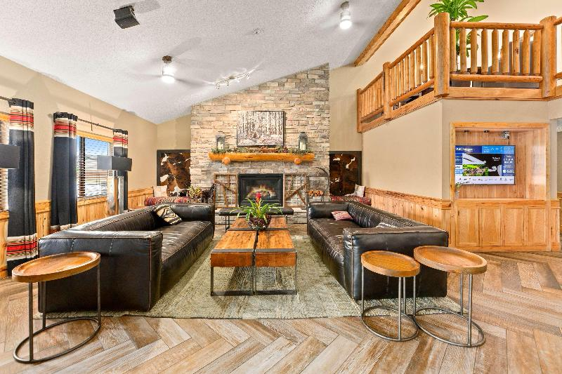 Lobby Best Western Plus Mccall Lodge & Suites