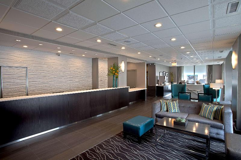 Lobby Best Western River North Hotel