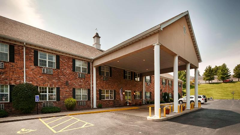 General view Best Western Reid\'s Inn
