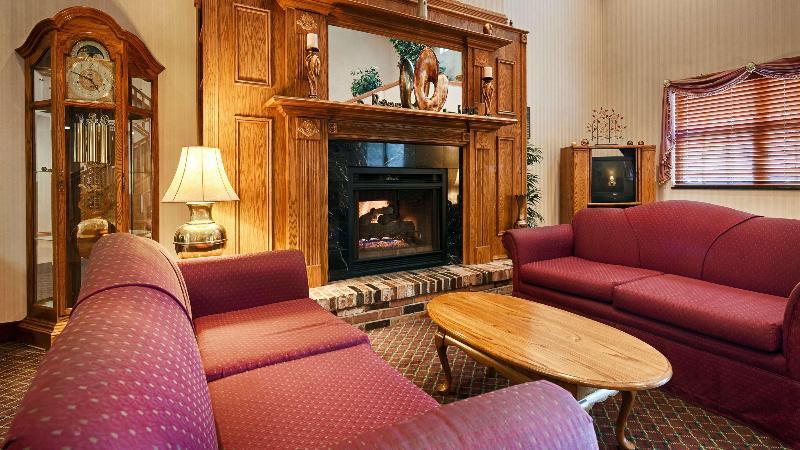 Lobby Best Western Reid\'s Inn