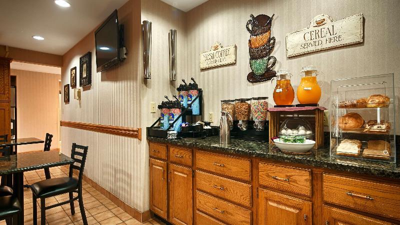Restaurant Best Western Reid\'s Inn