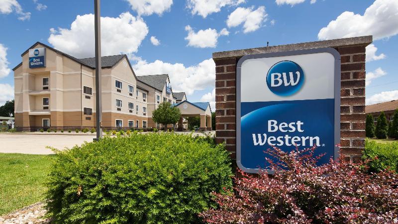 General view Best Western Inn & Suites