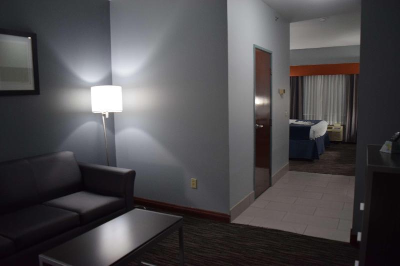 Room Best Western Inn & Suites