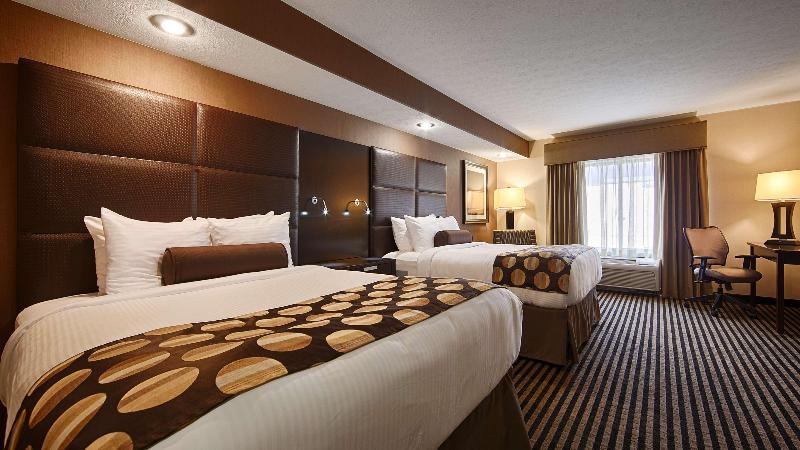 General view Best Western Atrea Airport Inn & Suites