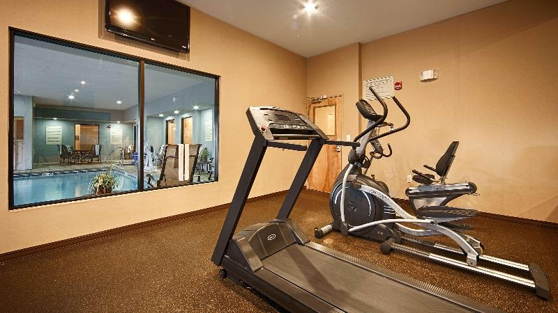 Sports and Entertainment Best Western Atrea Airport Inn & Suites