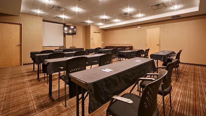 Conferences Best Western Atrea Airport Inn & Suites
