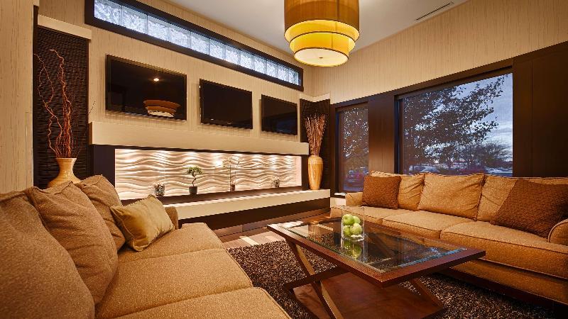 Lobby Best Western Atrea Airport Inn & Suites