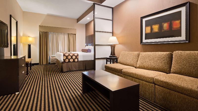 Room Best Western Atrea Airport Inn & Suites