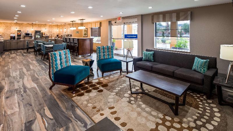 Lobby Best Western Lafayette Inn