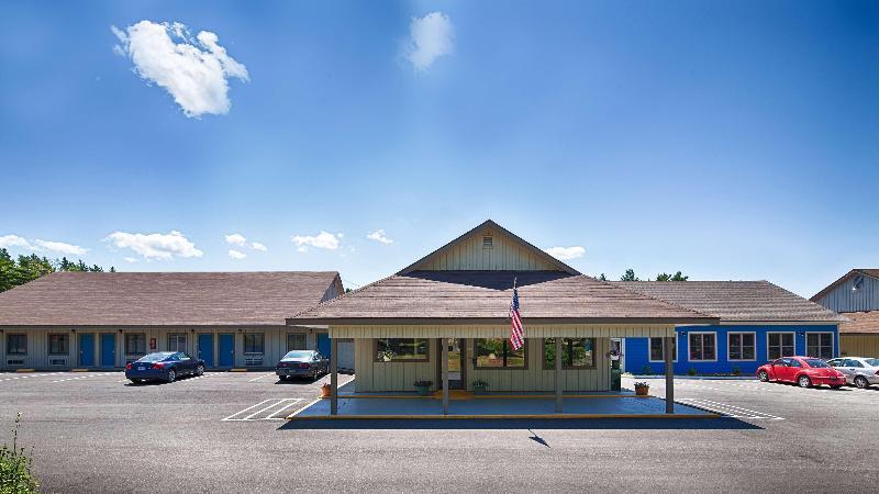 General view Best Western Acadia Park Inn