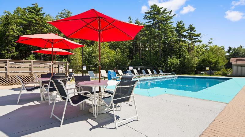 Pool Best Western Acadia Park Inn