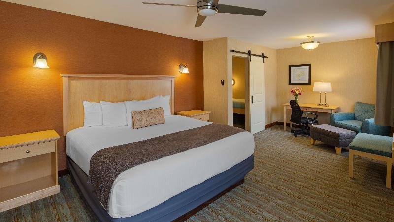 Room Best Western Acadia Park Inn