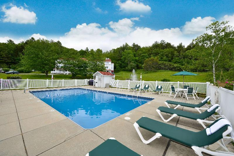 Pool Best Western Plus Freeport Inn