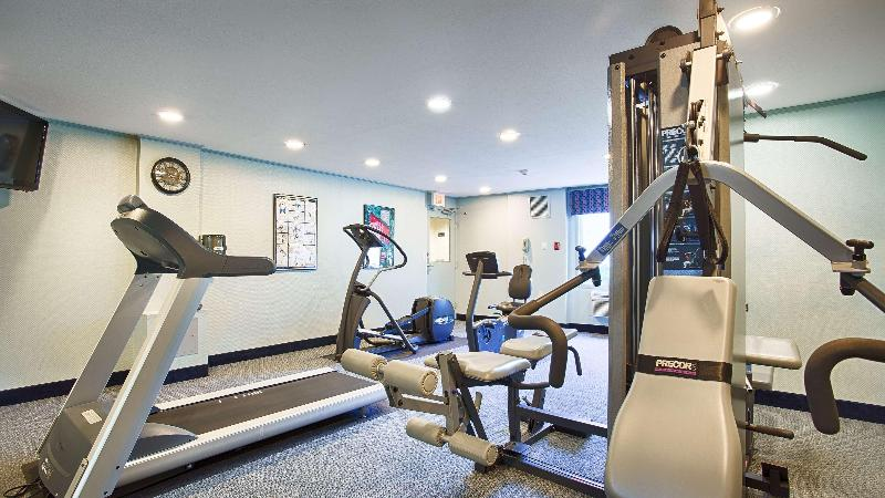 Sports and Entertainment Best Western At Historic Concord