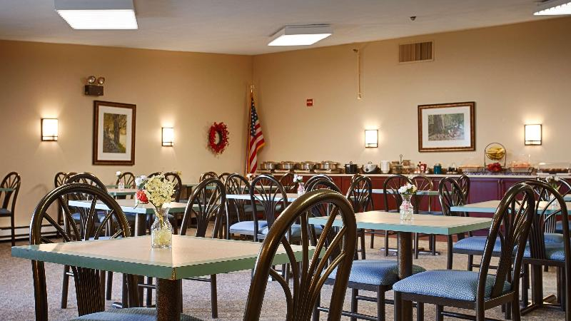 Restaurant Best Western At Historic Concord